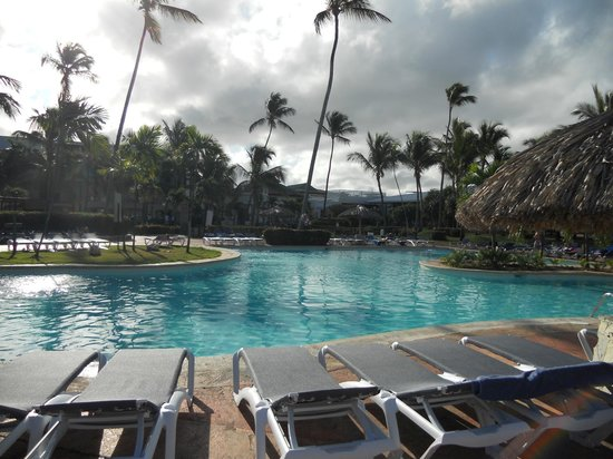 Be Live Collection Punta Cana:                   piscine principale