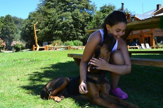 Los Baqueanos:                   Un poco de diversion con Huesos