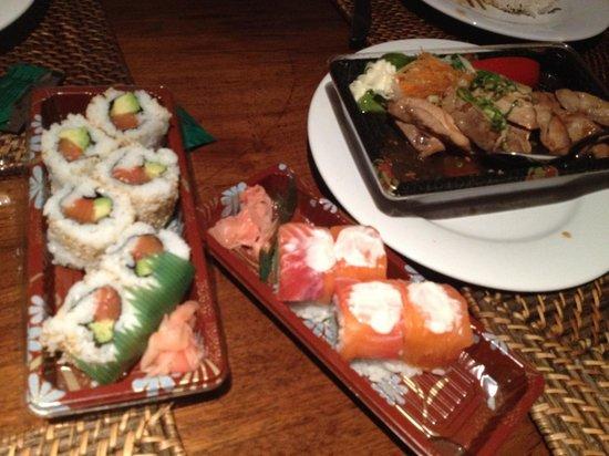 zipangu :                                                                                           salmon