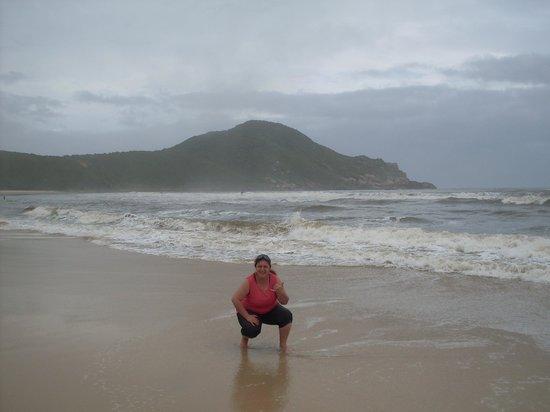 Praia do Rosa :                   PRAIA MARAVILHOSA!!!!!!