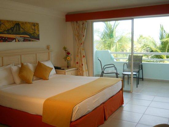 SUNSOL Isla Caribe: Habitación Premium Matrimonial Area Real