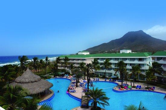 SunSol Isla Caribe: Vista Panoramica Area Real