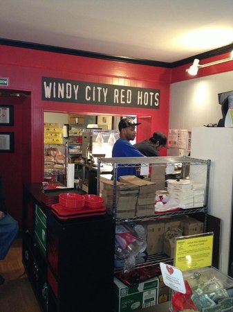 Windy City Red Hots