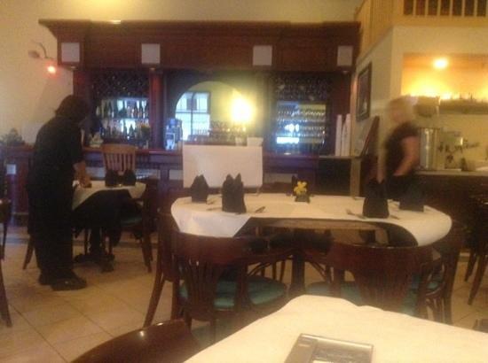 Napasorn Thai Restaurant:                   ready to serve