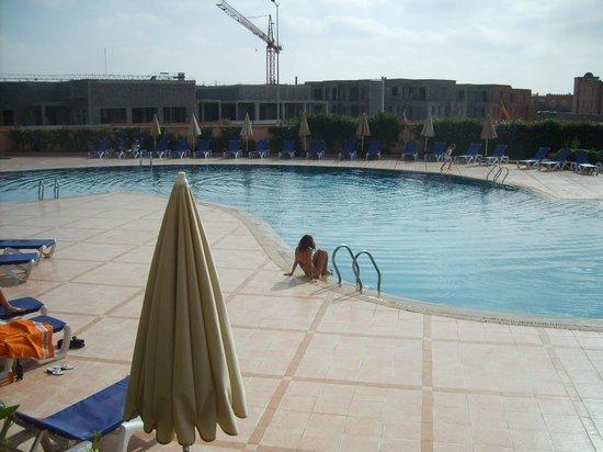 Ryad Mogador Kasbah:                   pool