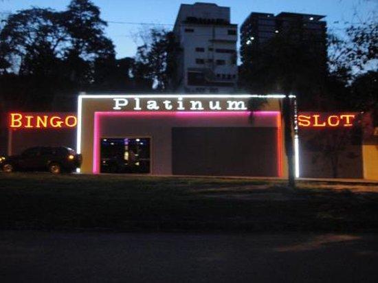platinum kaart casino