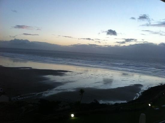 Saunton Sands Hotel: great view