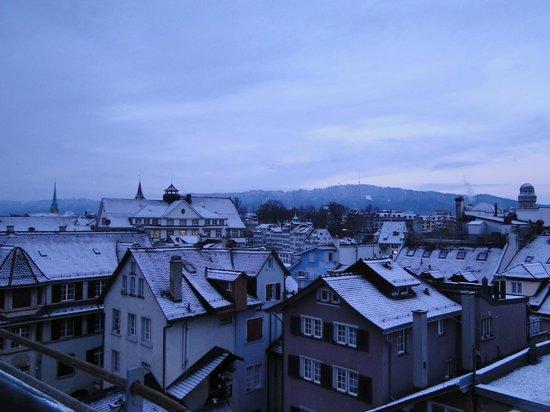 Hotel Basilea: vista desde la habitacion