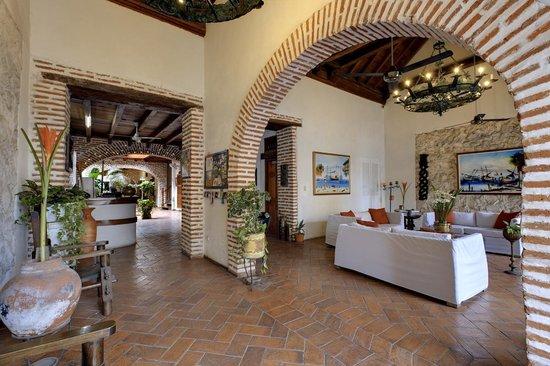 Casa Villa Colonial: lobby