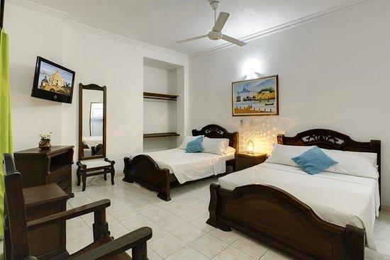 Casa Villa Colonial: habitacion