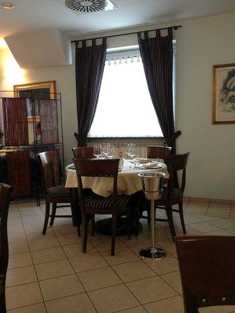 Interno ristorante La Barca - Rho (MI)