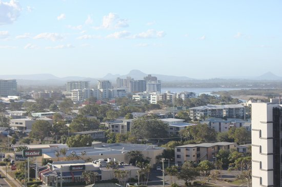 The Sebel Maroochydore:                   Great views