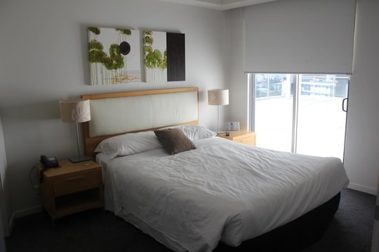 The Sebel Maroochydore:                   Bedroom