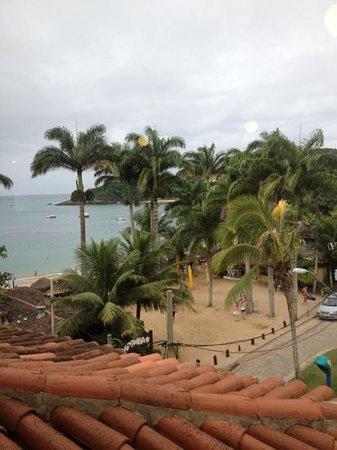 La Boheme Hotel e Apart Hotel:                   vista desde el restaurant