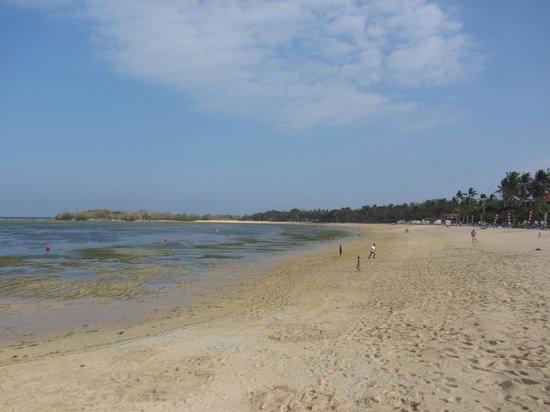 ذي لاجونا، منتجع وسبا لوكشري كوليكشن: Beach at low tide