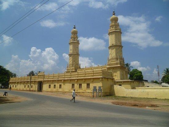 Srirangapatna: Tipu Sultan's temple