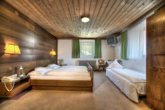 Baerenwirth - Hotel : Dreibettzimmer