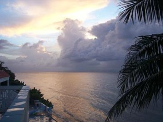 Casa La Lanchita: Caribbean Sunset
