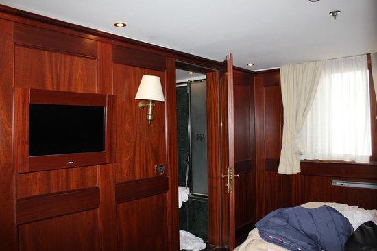 Hotel Bucintoro: Room