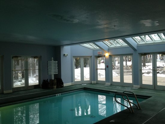 Harraseeket Inn: pool