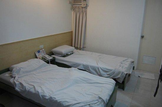 Hotel Pier Cuatro: Standard Room