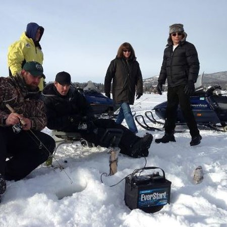 Western Riviera Lakeside Lodging & Events: Fishing with Anthony Melchiorri, Host of Hotel Impossible on the Travel Channel