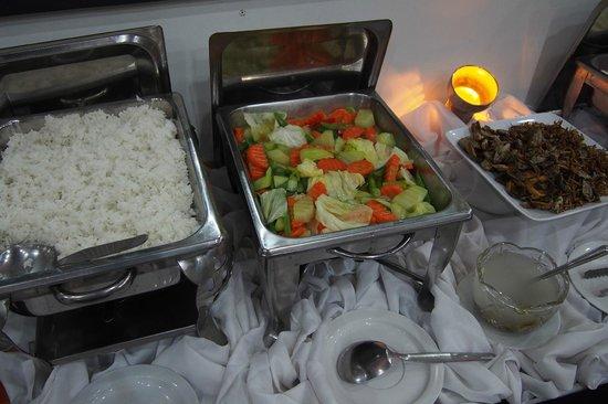Hotel Pier Cuatro: Buffet Breakfast
