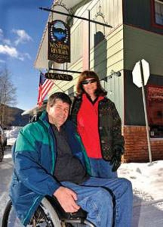 Western Riviera Lakeside Lodging & Events: Mike & Jackie, Owners of Western Riviera