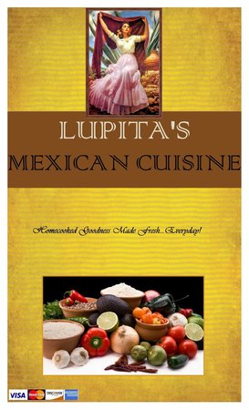 Lupitas Mexican Cuisine: Lupita's Mexican Cuisine