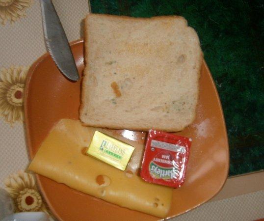 Durban Residence:                   beschimmelde toast II