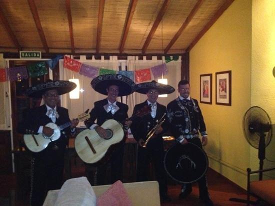 Calexico - California Mexico Fusion:                   Las Mariachis en Calexico