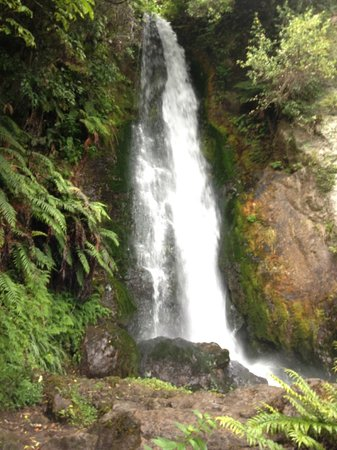 Buried Village of Te Wairoa:                   Well worth the walk - the pics don't do this spectacular waterfall justice
