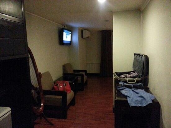 quite a big room