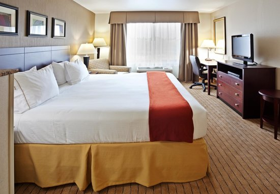 Holiday Inn Express Hotel & Suites Vancouver Portland North : King Studio