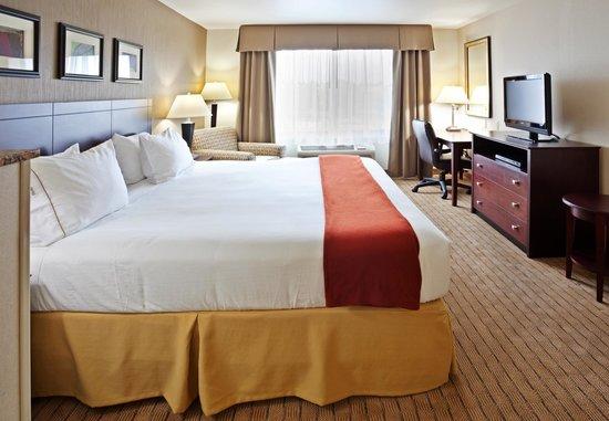 溫哥華購物中心智選假日套房飯店照片