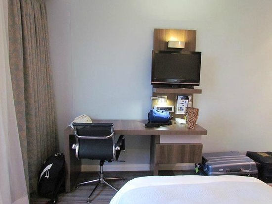 Holiday Inn Express Durban - Umhlanga: Chambre pratique