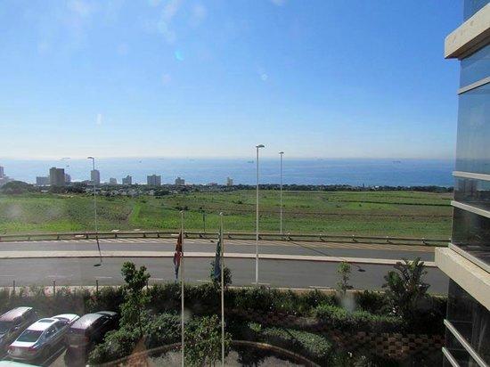 Holiday Inn Express Durban - Umhlanga: Vue de la chambre sur l'océan Indien