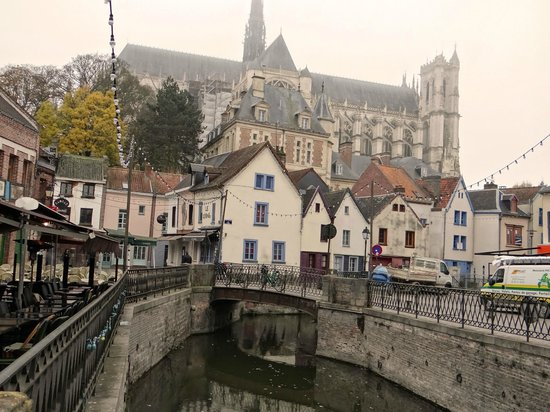 Hotels Near Amiens France