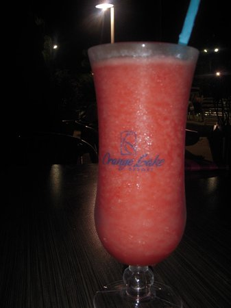 Holiday Inn Club Vacations At Orange Lake Resort:                   Great affordable drinks