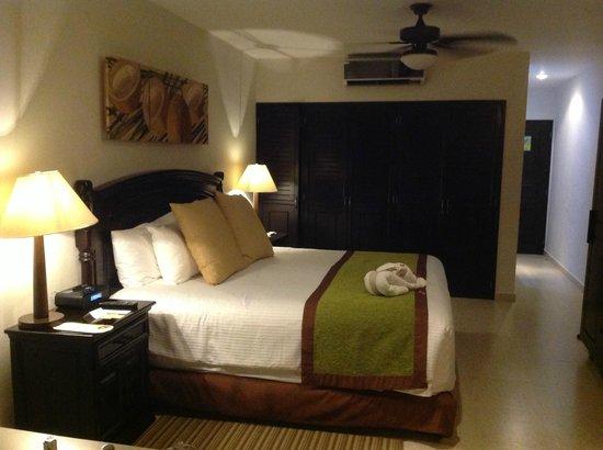 Hidden Beach Resort by Karisma:                                     bed