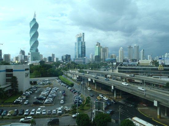 Radisson Decapolis Hotel Panama City: vista a la ciudad