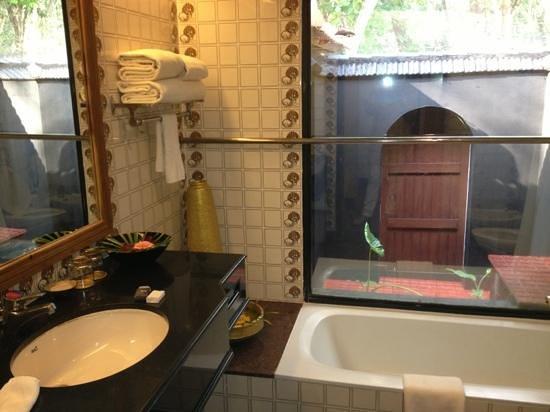 فيفانتا باي تاج - كوماراكوم كيرالا: salle de bain