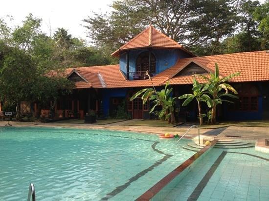 فيفانتا باي تاج - كوماراكوم كيرالا: piscine et centre ayurvédique