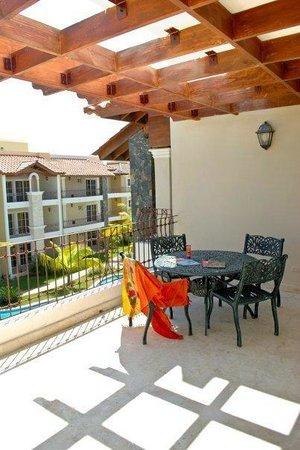 Campamento Punta Cana: Areas de Descanso