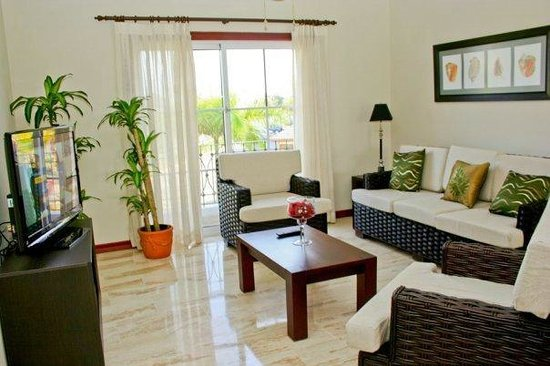 Campamento Punta Cana: Salas Pabellones