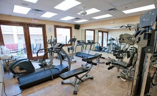 Days Hotel Scottsdale Near Old Town: Fitness Center