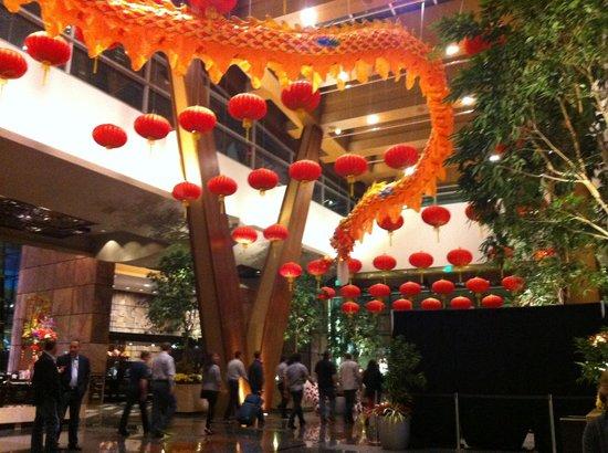 ARIA Resort & Casino:                                     Chinese New Year at Aria