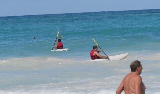 Caribe Club Princess Beach Resort & Spa:                   Kayak