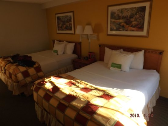 La Quinta Inn Orlando International Drive North:                   Quarto