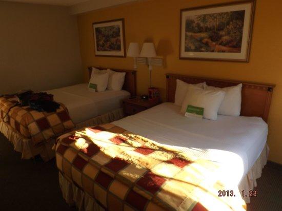 La Quinta Inn Orlando International Drive North:                   Quarto                 
